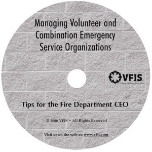 Managing Volunteer and Combination Emergency Service Organizations: Tips for the Fire Department CEO