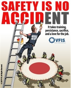 Safety is No Accident Poster (16x20)