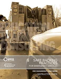 Safe Backing Practices for Fire and EMS