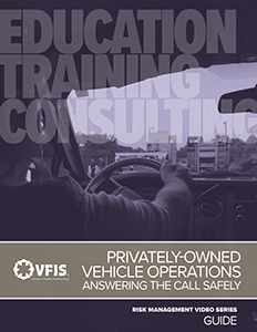 Privately-Owned Vehicle (POV) Operations:  Answering the Call Safely