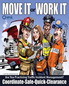 Move It or Work It Poster (16x20)
